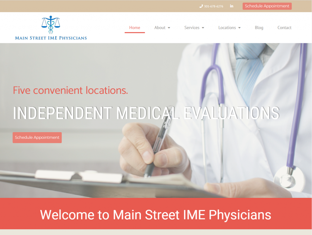 Main Street IME Physicians